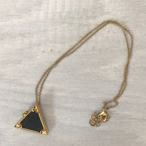 House of Harlow 1960 locket necklace